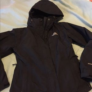 North Face Hyvent winter jacket